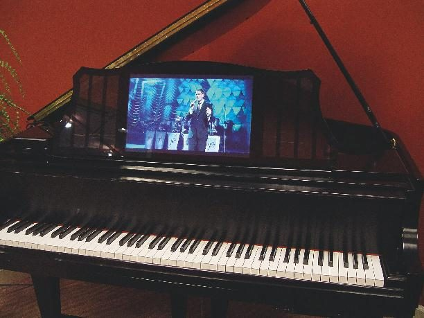 PIANODISC - IQ HD Sync A Vision MacMini