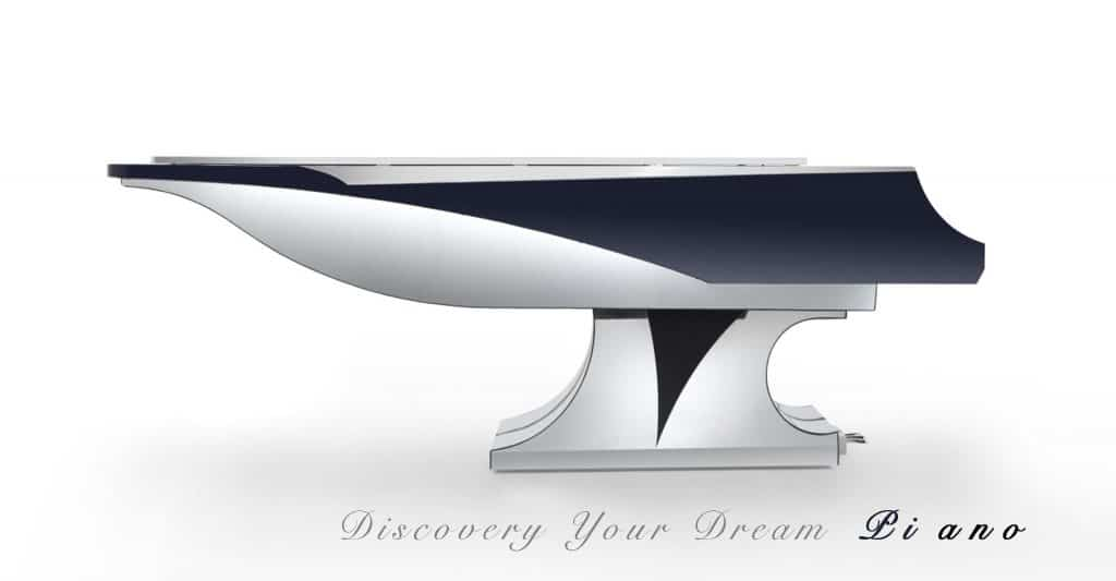 Piano for Yachts