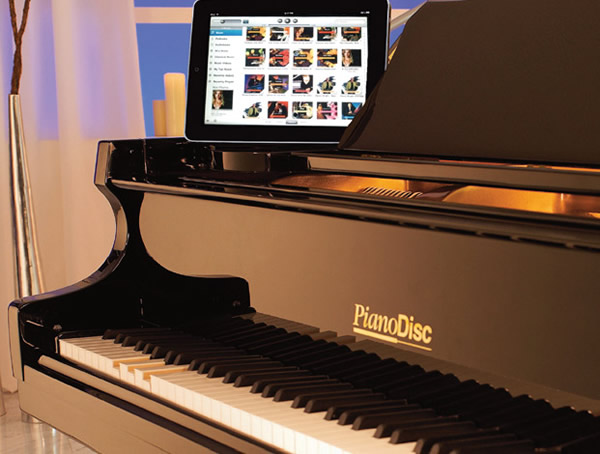 PIANODISC - IQ HD Airport Premium R