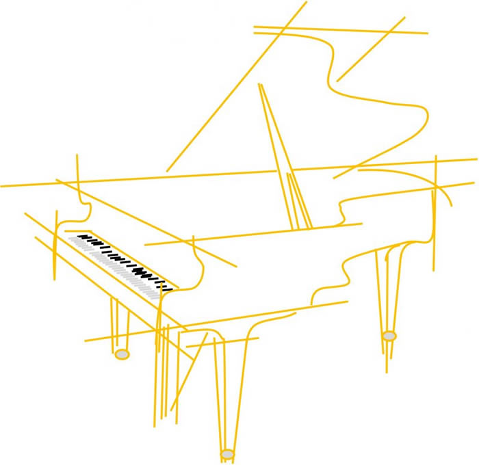 Design your own piano