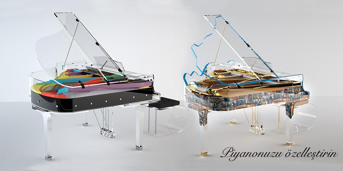 Lucid Piyano Piyanonuzu Özelleştirin...