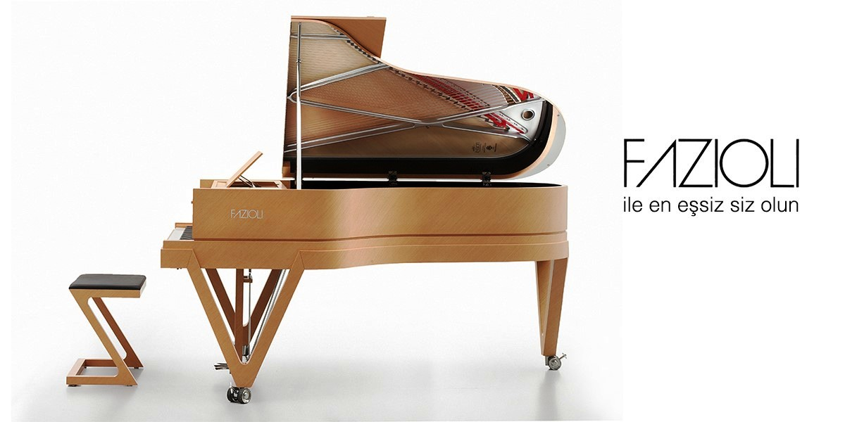 Fazioli Telus Piyano