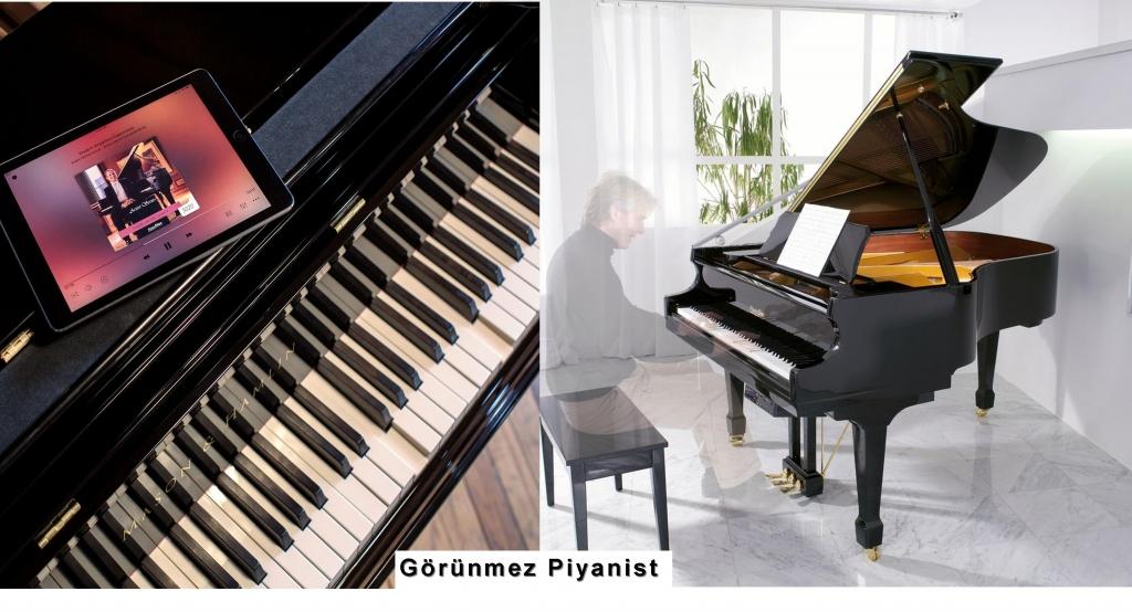 Kendi Çalan Piyano Piano Player System