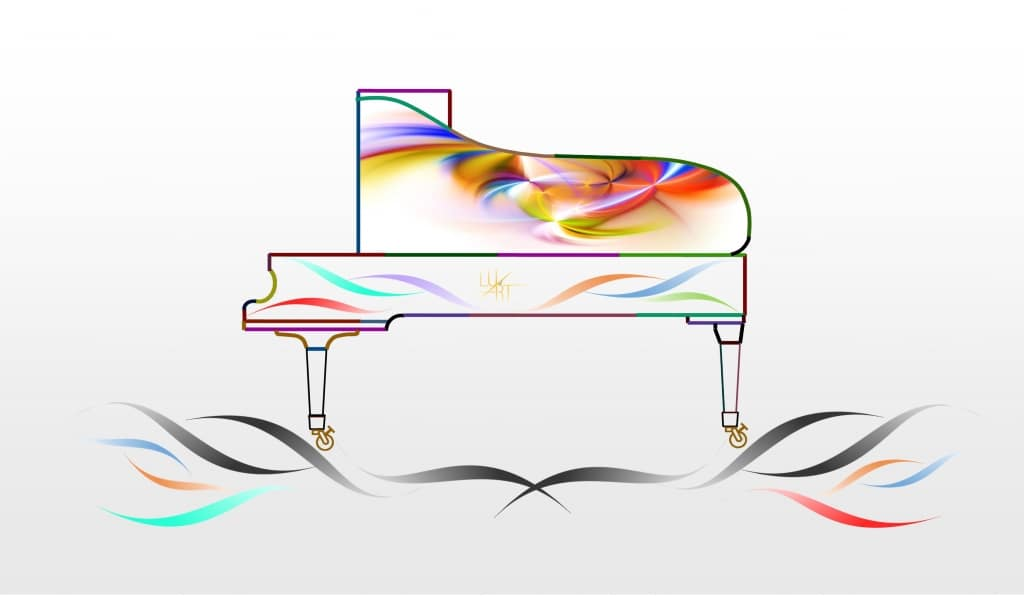 Kişiye Kuruma Özel Tasarım Piyano