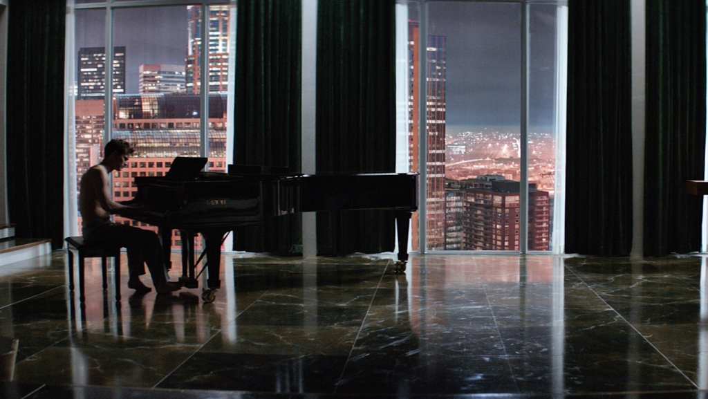 fifty shades of grey christians GREY Apartment